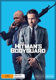 The Hitman's Bodyguard on DVD image