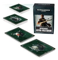Warhammer 40,000: Datacards - Astra Militarum