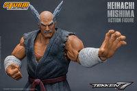 Tekken: 1/12 Heihachi Mishima - Articulated Figure