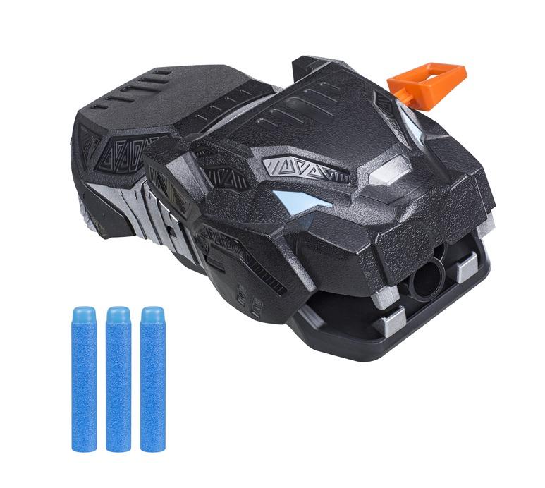 Nerf: Black Panther - Vibranium Strike Gauntlet image
