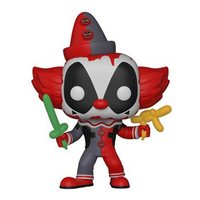 Deadpool: Playtime Clown - Pop! Vinyl Figure