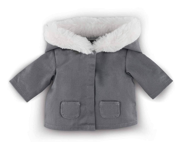 Corolle: Grey Parka - Doll Clothing (36cm)