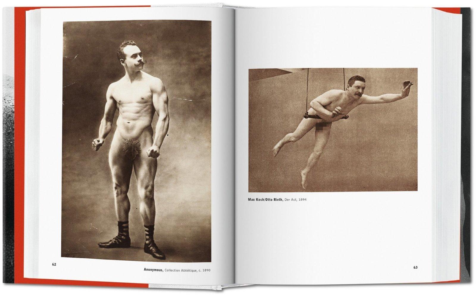 The male nude, book by david leddick