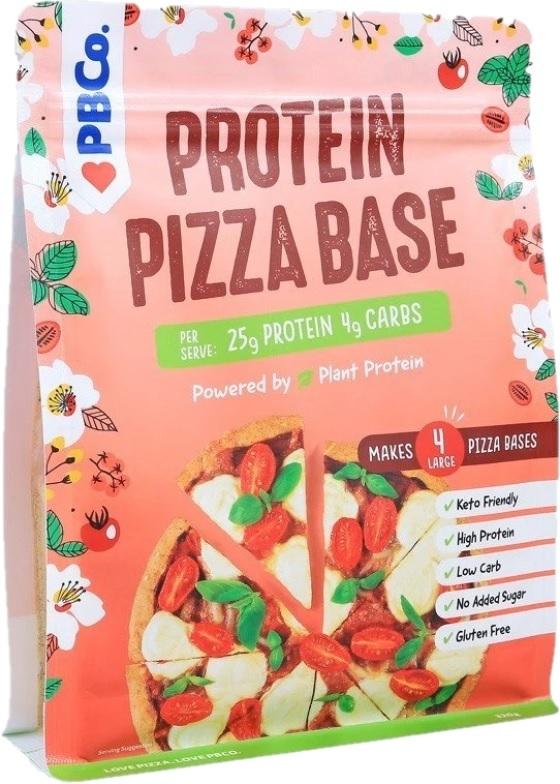 PBCo. Plant Based Protein Pizza Base (320g) image