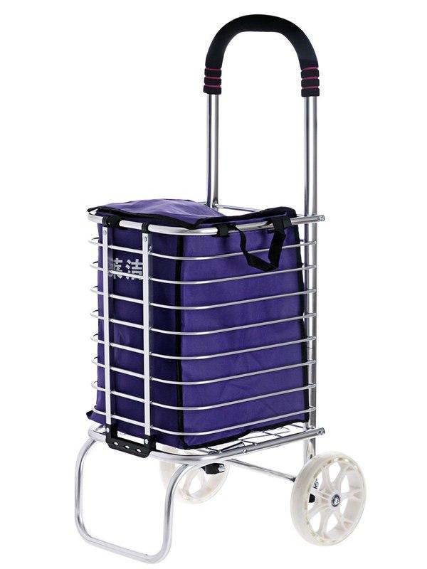 Ape Basics: Portable Folding Shopping Cart Hand Truck Trolley
