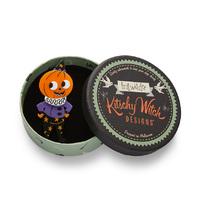 Erstwilder: Kitschy Witch - Hair-Raising Hal Brooch
