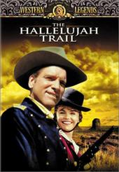 The Hallelujah Trail on DVD