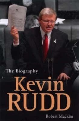 Kevin Rudd by Robert Macklin image