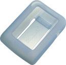 SanDisk Sansa E100 Blue Silicone Case