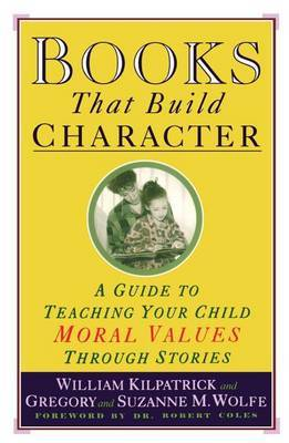 Books That Build Character by William Kilpatrick image