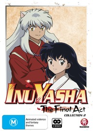 Inuyasha: The Final Act Collection 2 (Eps 14-26) on DVD