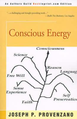 Conscious Energy by Joseph P Provenzano
