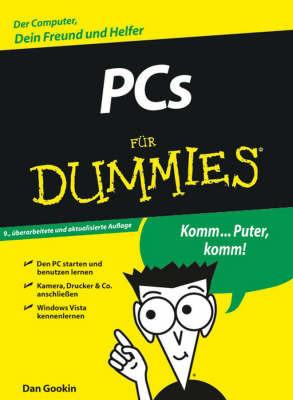 PCs Fur Dummies by Dan Gookin