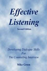 Effective Listening by Mike Green image