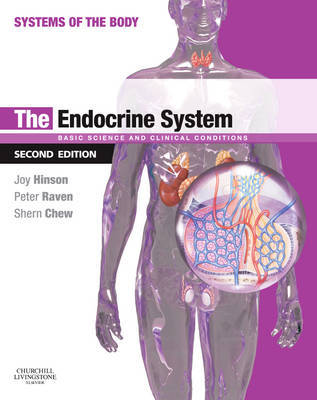 The Endocrine System by Joy P. Hinson image