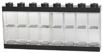 LEGO Minifigure Display Case 16 (Black) image