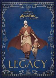 Avatar: The Last Airbender: Legacy by Michael Teitelbaum