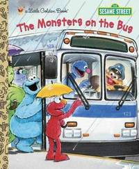 LGB The Monsters On The Bus (Sesame Street) by Sarah Albee