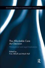 The Affordable Care Act Decision image