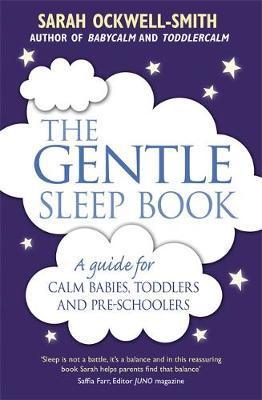 The Gentle Sleep Book by Sarah Ockwell-Smith image