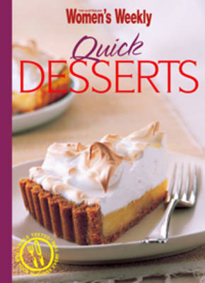Quick Desserts image