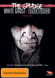 Ju-On: White Ghost/Black Ghost (The Grudge) on DVD