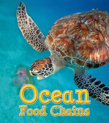Ocean Food Chains by Angela Royston image