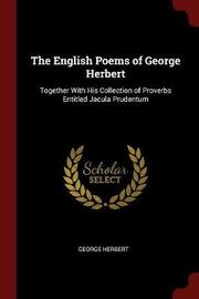The English Poems of George Herbert by George Herbert image