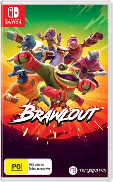 Brawlout for Switch