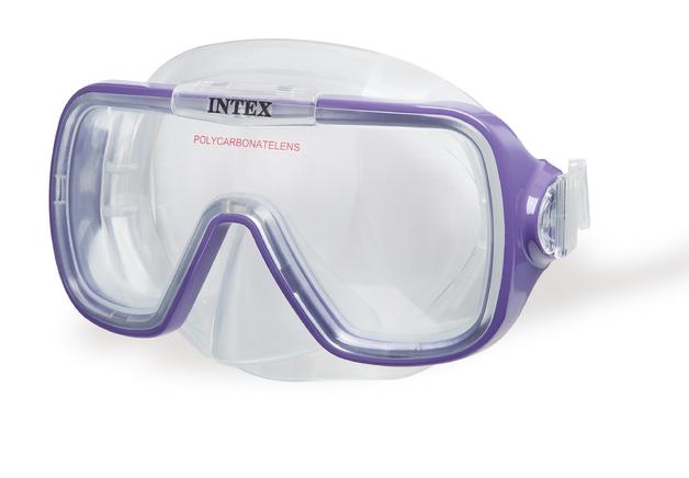 Intex: Wave Rider - Swim Mask (Purple)
