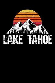 Lake Tahoe by Sports & Hobbies Printing