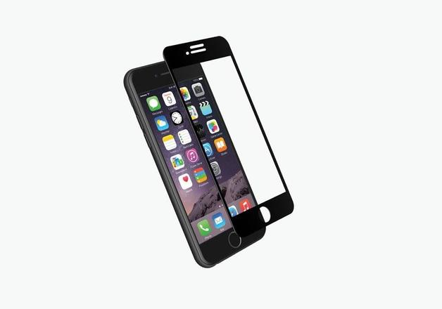 Cygnett: RealCurve 3D Glass for iPhone 8 & 7 - Black