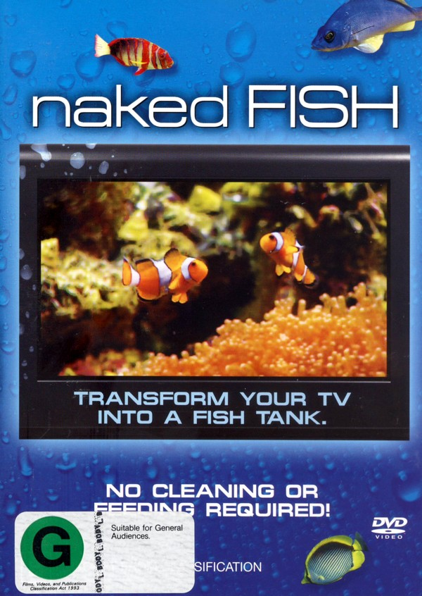 Naked Fish on DVD image