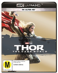 Thor: The Dark World on UHD Blu-ray