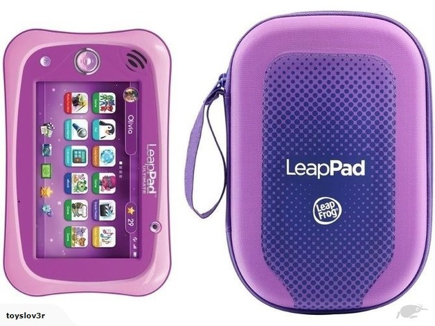 LeapFrog: LeapPad Ultimate - Purple with case