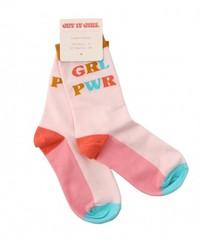 Get it Girl: Grl Pwr Socks image