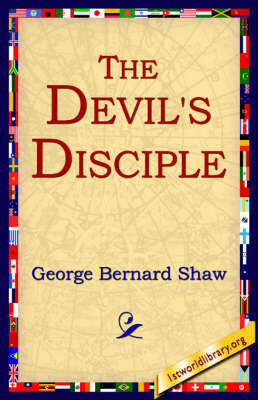 The Devil's Disciple by George Bernard Shaw image