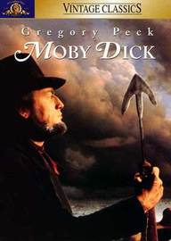Moby Dick (1956)  on DVD image