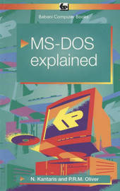 MS-DOS 6 Explained by Noel Kantaris image