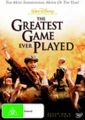 The Greatest Game Ever Played on DVD
