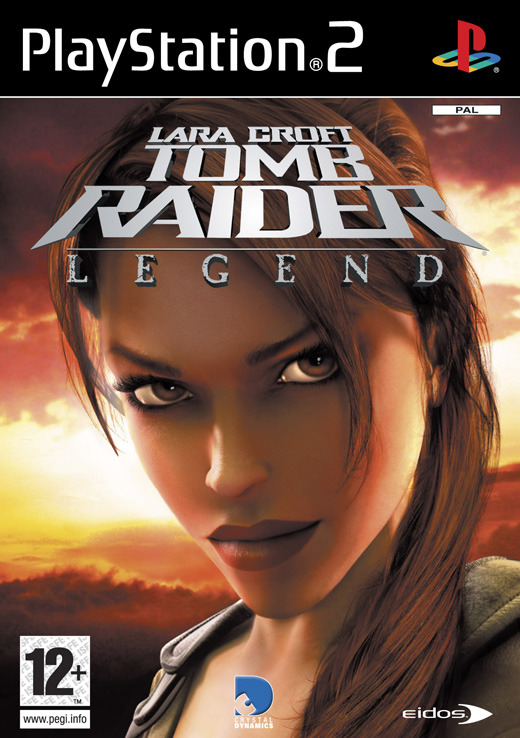 Tomb Raider: Legend for PlayStation 2
