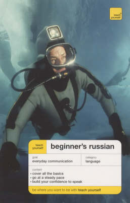 Teach Yourself Beginner's Russian by Rachel Farmer