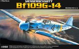 Academy Messerchmitt BF109G-14 1/72 Model Kit