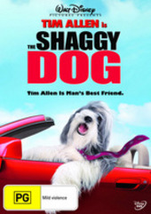 Shaggy Dog (Remake) on DVD