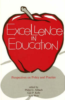 Excellence in Education: Perspectives on Policy and Practice image