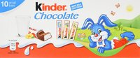 Kinder Chocolate Easter Small Bars (125g)