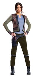 Star Wars Rogue One Jyn Erso Costume (Size Small) image