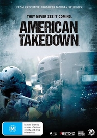 American Takedown on DVD
