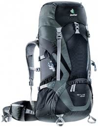 Deuter: ACT Lite 40+10 - Day Pack (Black/Granite)