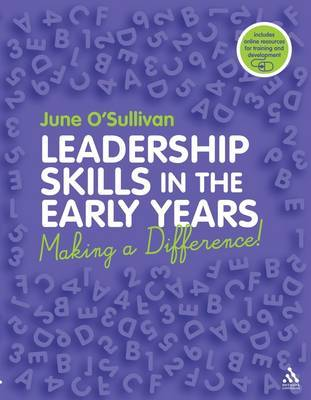 Leadership Skills in the Early Years by June O'Sullivan image